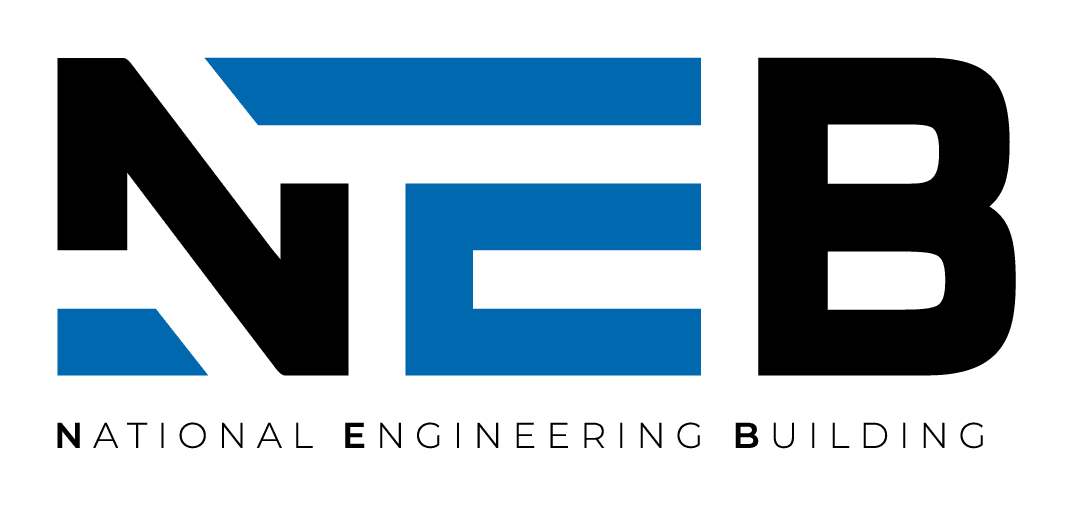 Logo NEB - National Engineering Building